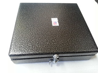 Steel Case for Model 900 Protractors