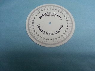 Protractor Flat Base Magnetic base