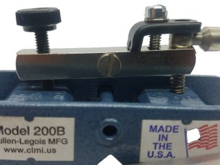 holder test indicator magnetic erick magna model 200M NSN 5210-00-930-5446
